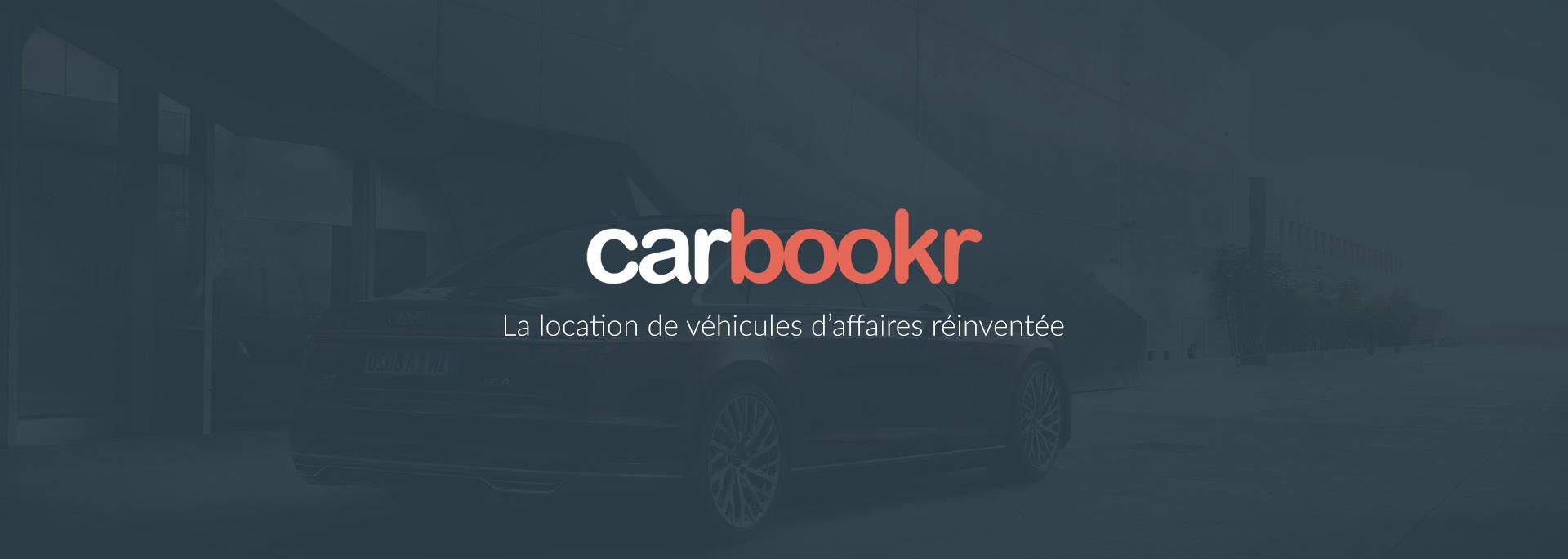 Logo et baseline de la startup de Marseille Carbookr
