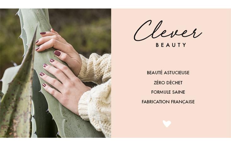 Clever Beauty startup accompagnée par P.Factory