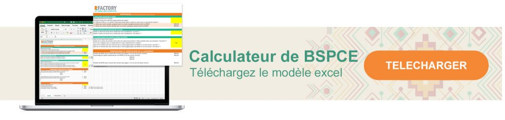 Calculateur de BSPCE
