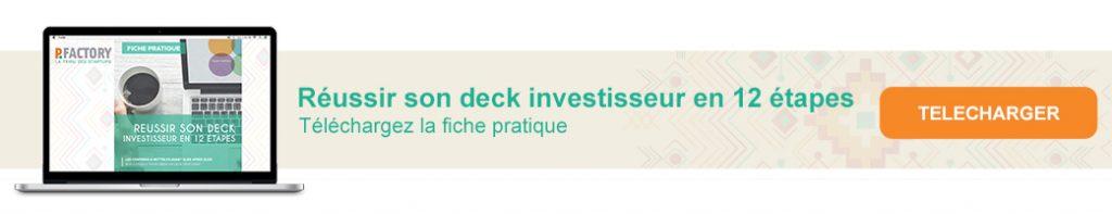 Réussir son deck investisseur