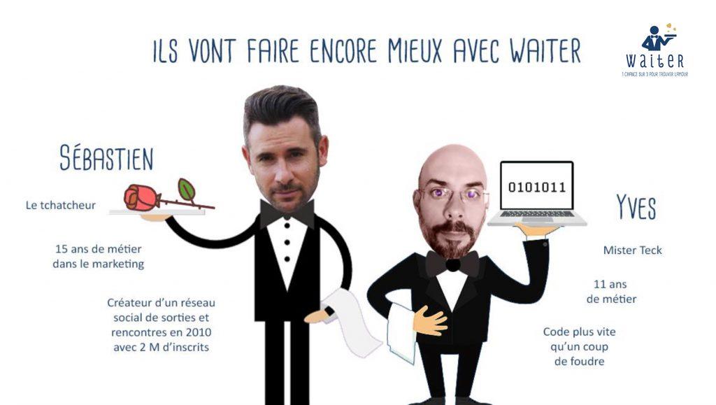 Startup Waiter