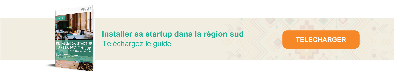 Installer startup région sud