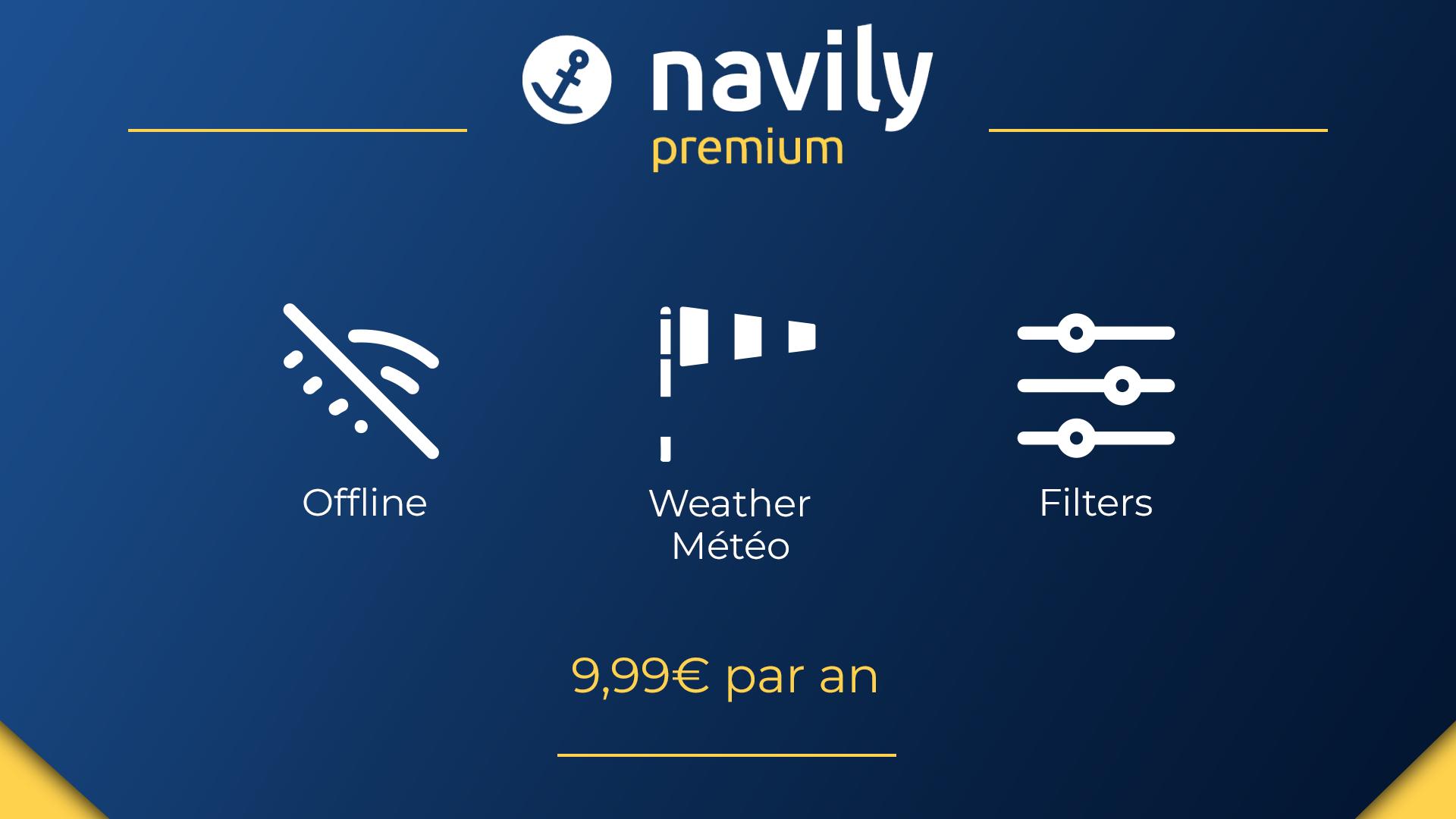 Navily premium